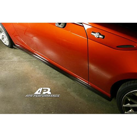 APR CF Side Rocker Extensions FRS/BRZ 2013+