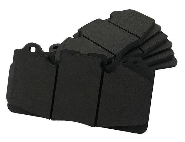Armored Friction Brake Pads Trackhawk Front