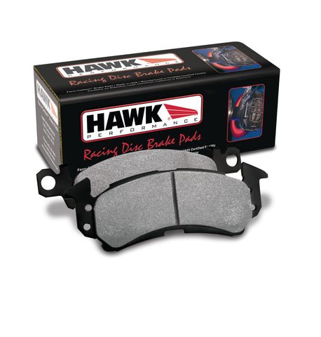 Hawk 'Street' Pads (F&R): Chally 08-13