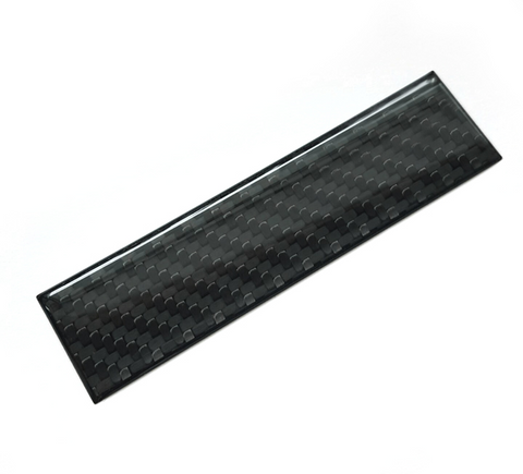 Black Ops Floor Mat Inlay: Carbon