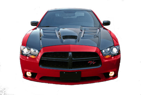 Sniper 2.0 Hood Charger 2011-2014