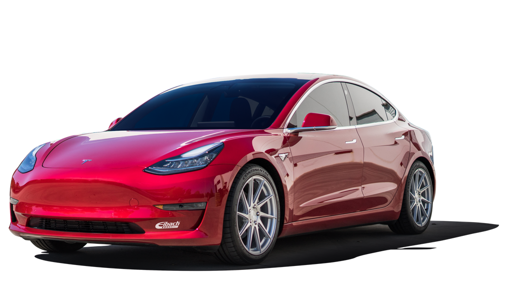 Tesla Lowering springs by Eibach
