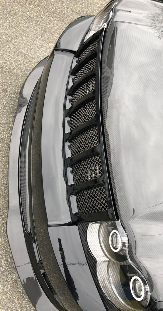 WK1 Front Splitter JEEP SRT 2006-2010