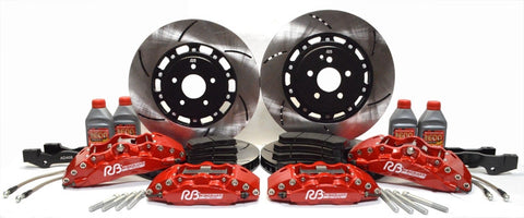 RB Big Brake Kit Jeep Cherokee & Durango