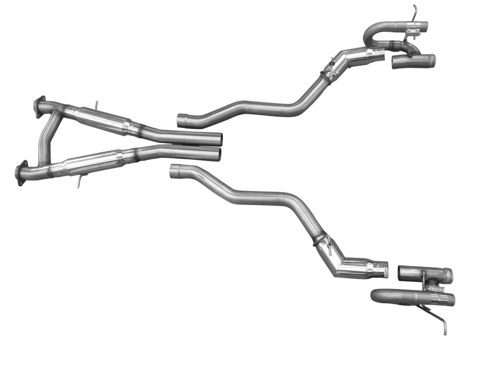 Jeep Grand cherokee solo exhaust