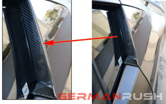CF Door Trim for Blades: Audi R8