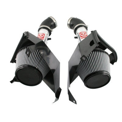Takeda Retain S2 Dual Intake: 350Z 07-08 - Black Ops Auto Works