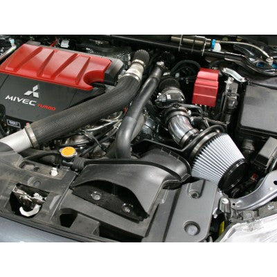 Takeda Retain Stage-2 Intake: Evo X 08+ - Black Ops Auto Works
