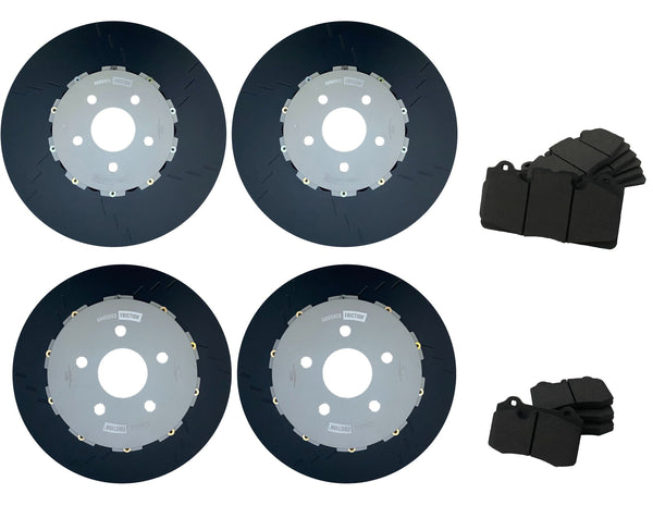 Armored Friction Jeep Grand Cherokee SRT Brake Pack