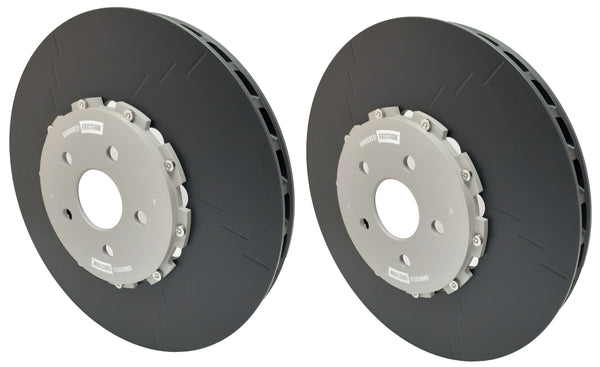 Armored Friction Brake Rotors Jeep Grand Cherokee SRT WK2 Front