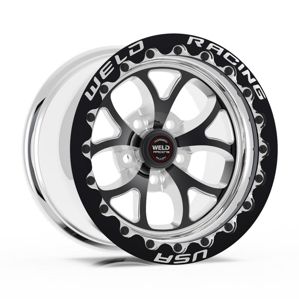 Weld Racing RT-S S76 17x10 Rear Trackhawk/SRT Wheel