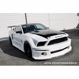 APR Widebody GT5 Aero Kit: Mustang 2007-2009 - Black Ops Auto Works