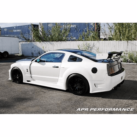APR Widebody GT5 Aero Kit Mustang 2007-2009