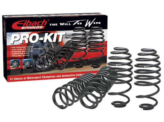 Eibach Pro-Kit Springs: WK2 2011-16 - Black Ops Auto Works