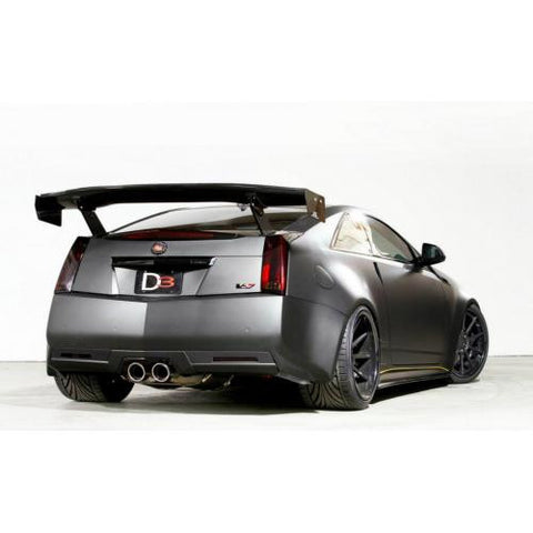 APR CF GTC-500 Wing CTS-V Coupe 2009+