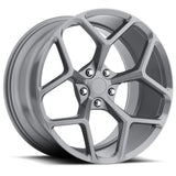 MRR 228 Wheels Gun Metal M228-GM20X10 M228-GM20X11 M228-GM22x9.5 - Black Ops Auto Works
