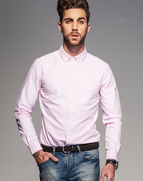 Luxury Slim Fit Shirt For Men - Manvsture