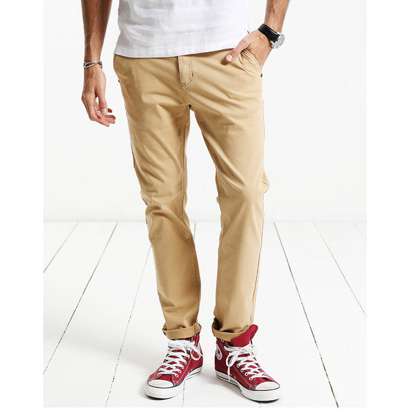 Slim Fit Pants - Manvsture