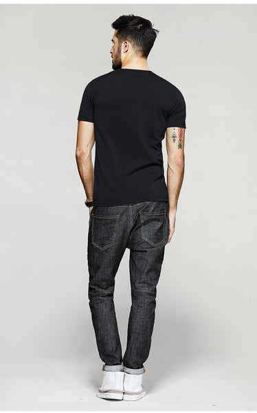 O-Neck T-Shirt - Manvsture