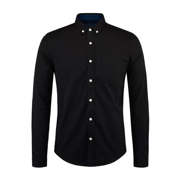 Oxford Dress Shirt - Manvsture