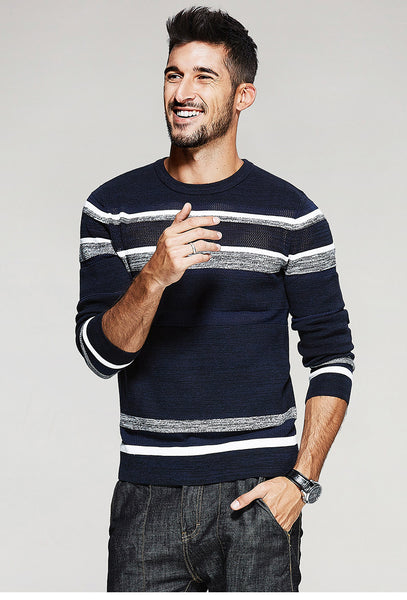 Slim Fit Knitwear For Men - Manvsture