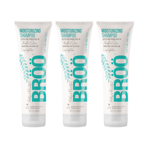 Moisturizing Shampoo 3-Pack MEGA-BUNDLE