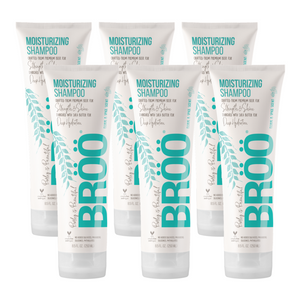 Moisturizing Shampoo 6-Pack MEGA-BUNDLE