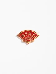 Byrd Theatre Fan Enamel Pin