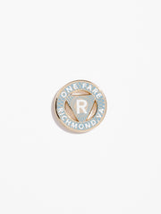 Richmond Transit Token Enamel Pin