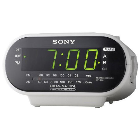 Clock Radio Hidden DVR Camera