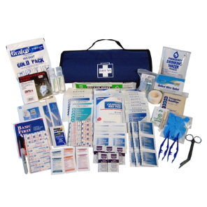 ''Roll-Bag'' Medical Kit 130-Pieces