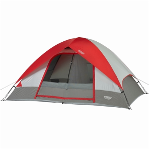 5-Person 10' x 8' Family Dome Tent