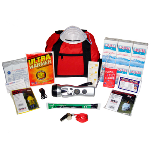 1 Person ''Mini-Duffle'' Emergency Kit