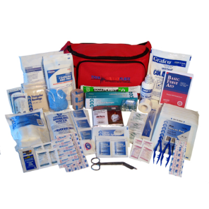 Hip-Pack'' Medical Kit 320-Pieces