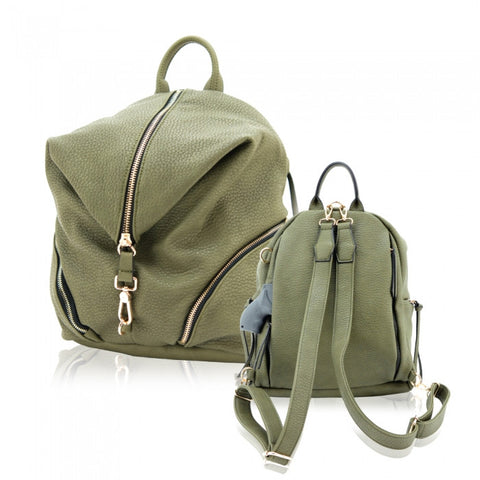 Aurora Concealed Carry Purse: Olive