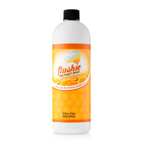 Citrus Fusion 16oz Refill Bottle
