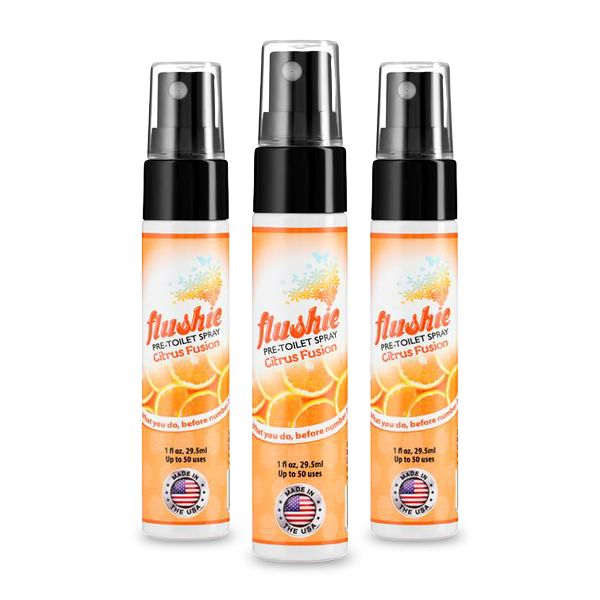 3 pack Citrus Fusion 1oz Travel Sized