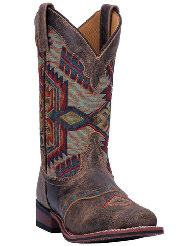 Womens Scout Aztec Boots