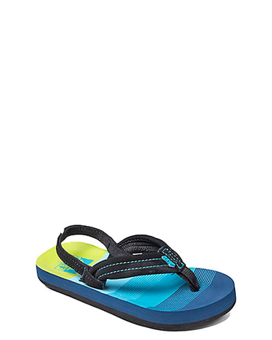 Kids Ahi Flip-Flops - Green