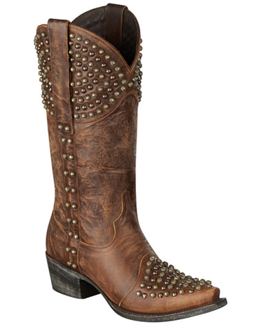 Womens Rock On Boots