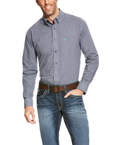 Men's Argo Sun Button Up Western Shirt