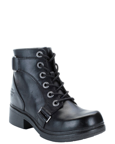 "Womens Celia 8"" Casual Lace-Up Boots"