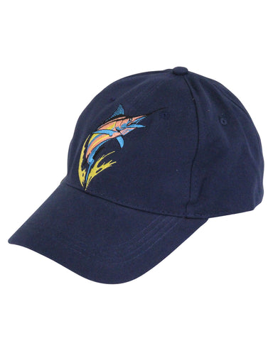 Guy Harvey's Tropo Ball Cap - Navy