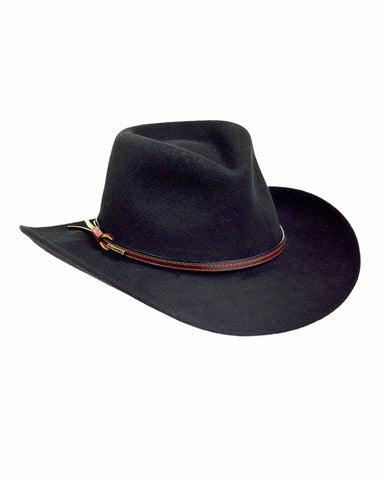 Stetson's Bozeman Crushable Wool Hats
