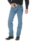 Mens Premium Performance Slim Fit Jeans - Stonewash