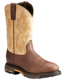 Mens Workhog Raptor Pull-On Boots