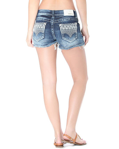 Women's Quinn Lace Pocket Shorts