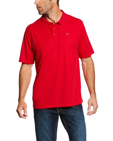 Men's Heat Series TEK Polo Shirt