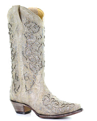 Glitter and Crystals Boots