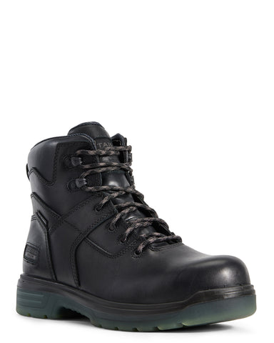Men's Turbo Carbon Toe Lace-Up Boots
